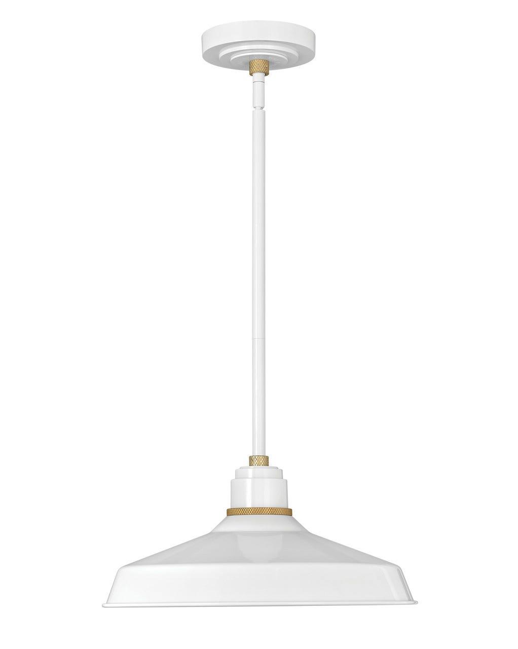 Hinkley Lighting 10231TK Foundry Classic Outdoor Wall Barn Light Textured Black