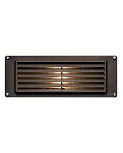 Louvered LED Brick Light