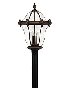 Extra Large Post or Pier Mount Lantern