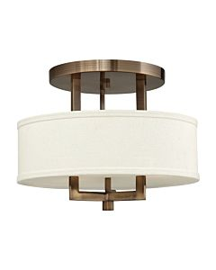 Small Semi-Flush Mount