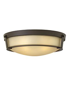 Hathaway 4 Light Large Flush Mount