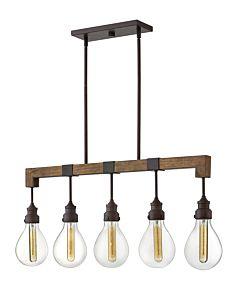 Five Light Linear