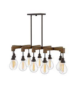 Large Ten Light Linear