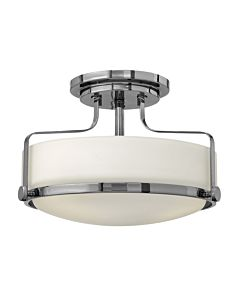 Medium Semi-Flush Mount