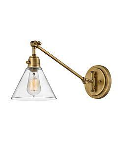 Small Single Light Sconce