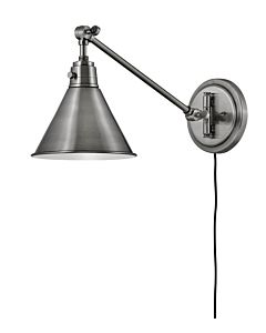 Small Single Light Sconce