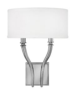 Two Light Sconce