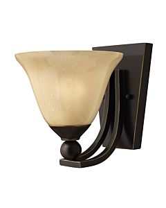 Bolla Olde Bronze Single Light GU24 Sconce