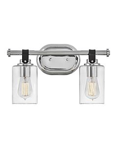 Two Light Vanity