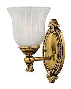Single Light Vanity