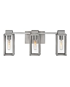Three Light Vanity