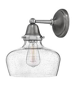 School House Glass Single Light Sconce