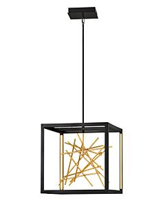 Medium LED Open Frame Pendant