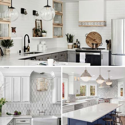 Kitchens Pinterest Board