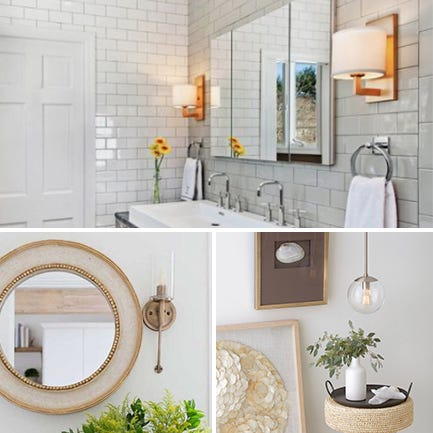 Small Space Living Pinterest Board