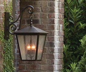 Modern Porch Ceiling Light