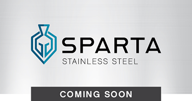 Sparta - Stainless Steel
