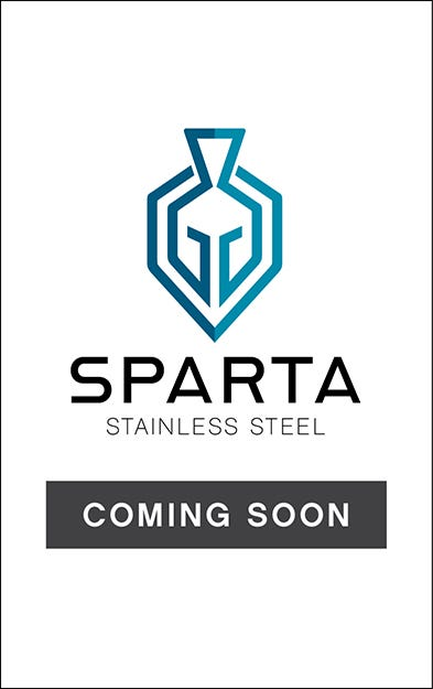 Sparta Coming Soon